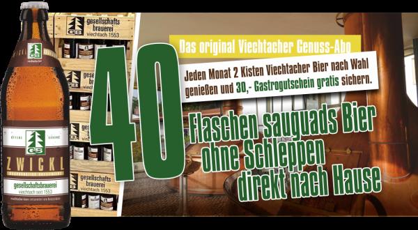 Viechtacher Genuss-Abo Zwickl